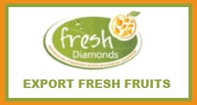 EXPORT FRESH DIAMONDS S.A FRUITS