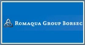 ROMAQUA GROUP BORSEC S.A. EXPORT