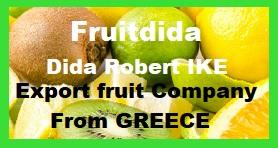FRUITDIDA IKE EXPORT FROM GREECE